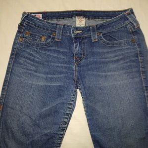 True Religion Jeans + Kalaheo Tshirt